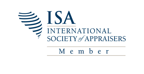 International Society of Appraisers Member Logo